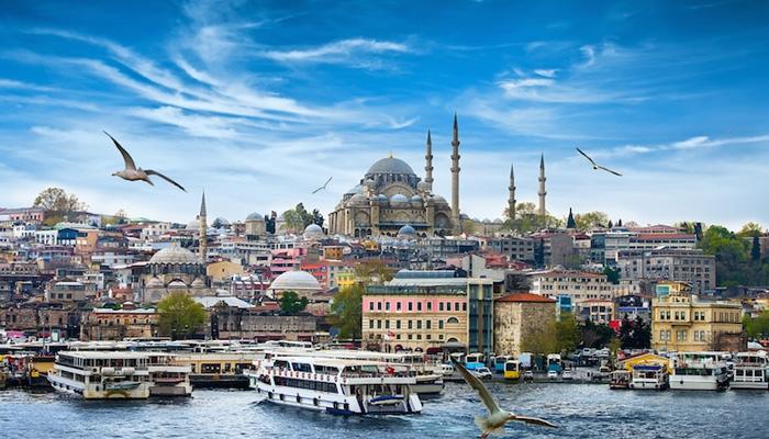 ผลการค้นหารูปภาพสำหรับ ล่องเรือชมช่องแคบบอสฟอรัส  ตุรกี